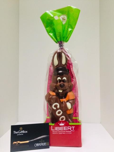 Afbeelding PASEN Chocolade konijn